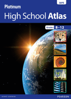 Platinum High School Atlas