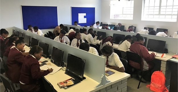 R4.5m Science Centre for Manzomthombo Learners