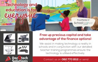 Technology Solution for Schools with Finance Options