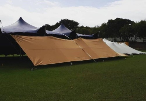 Bishops 140m Tent from Touareg Tents 2