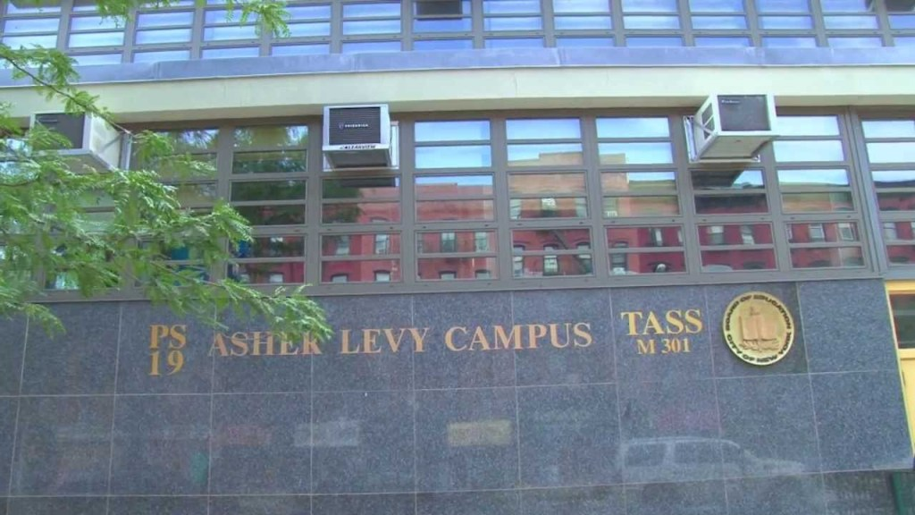 Out-Performer PS 19 Asher Levy counts as one of the best NYC schools!
