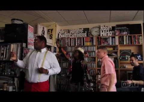 Macklemore – NPR Music Tiny Desk Concert