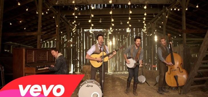 Mumford & Sons – Hopeless Wanderer [Musikvideo]