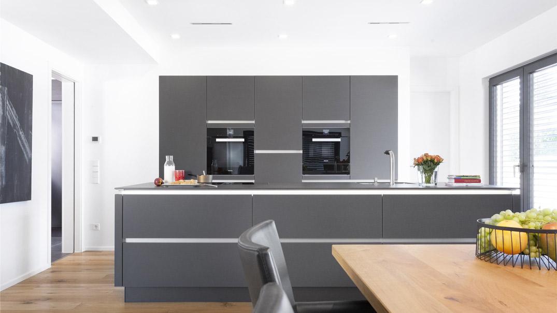 Moderne Offene Küche | Modern Art Riva Manico