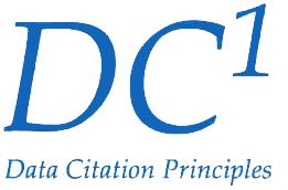 Data Citation Principles