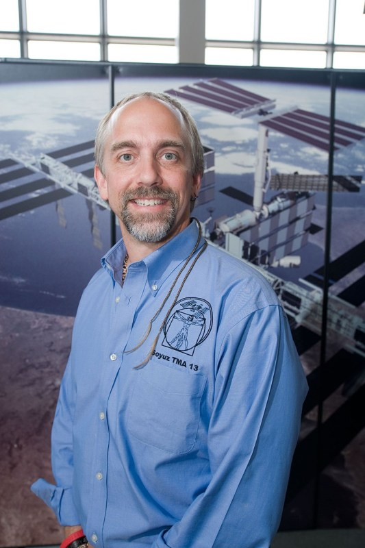 Space tourist Richard Garriott