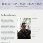 The Intrepid Mathematician Blog