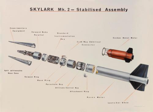 small resolution of skylark mark ii stabilised assembly diagram of parts with annotation