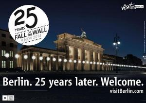 25 years fall of the wall