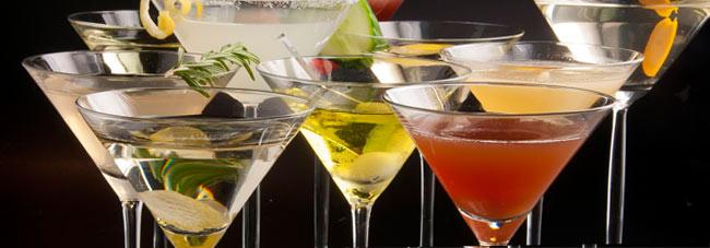 James Bond Martinis Collection by Javier de las Muelas