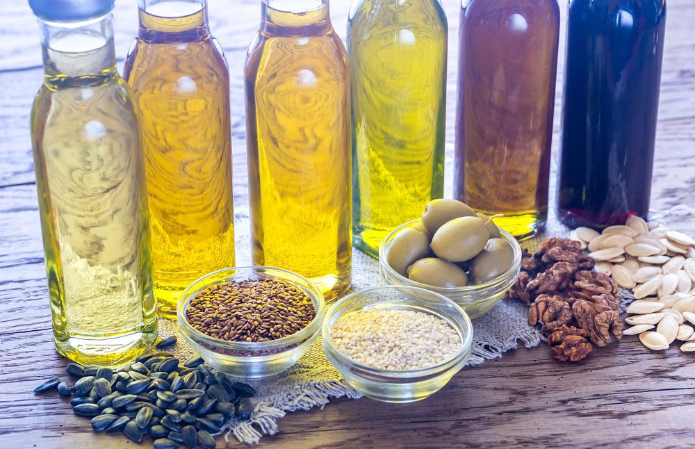 Descubre los diferentes tipos de aceite, usos y puntos de humeo