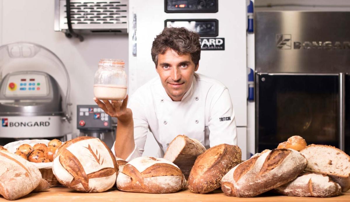Conoce a Xevi Ramon, profesor de panadería en Scoolinary