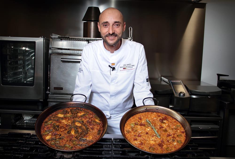 Nuevo Curso: Prepara los arroces y las paellas más populares del Mediterráneo