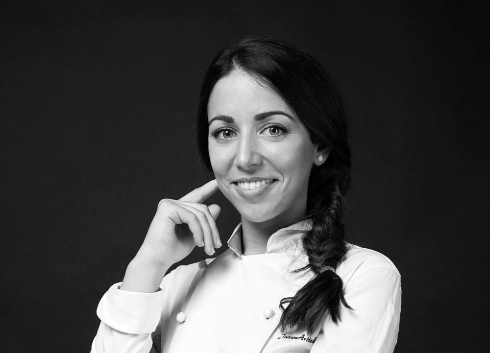 Conoce a Joanna Artieda, postrera y creadora de experiencias dulces