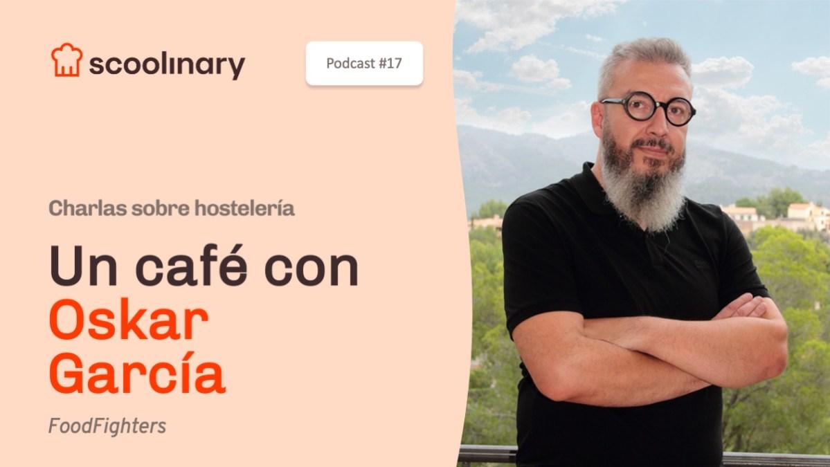 Un café con Oskar García y descubre los básicos para estar «digitalizado» en hostelería