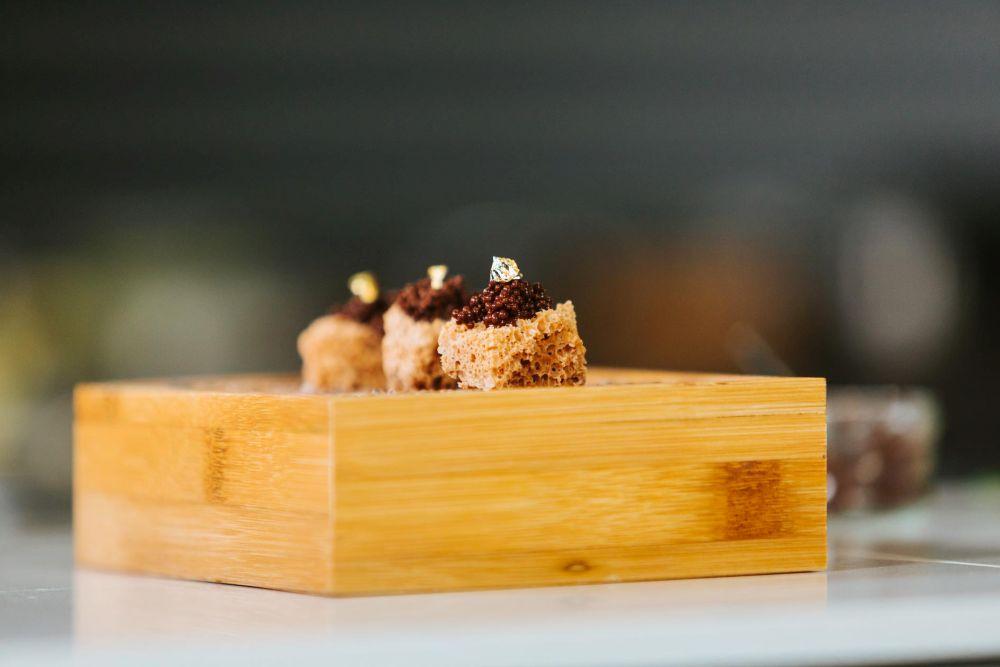Petit Fours, delicias de repostería en miniatura