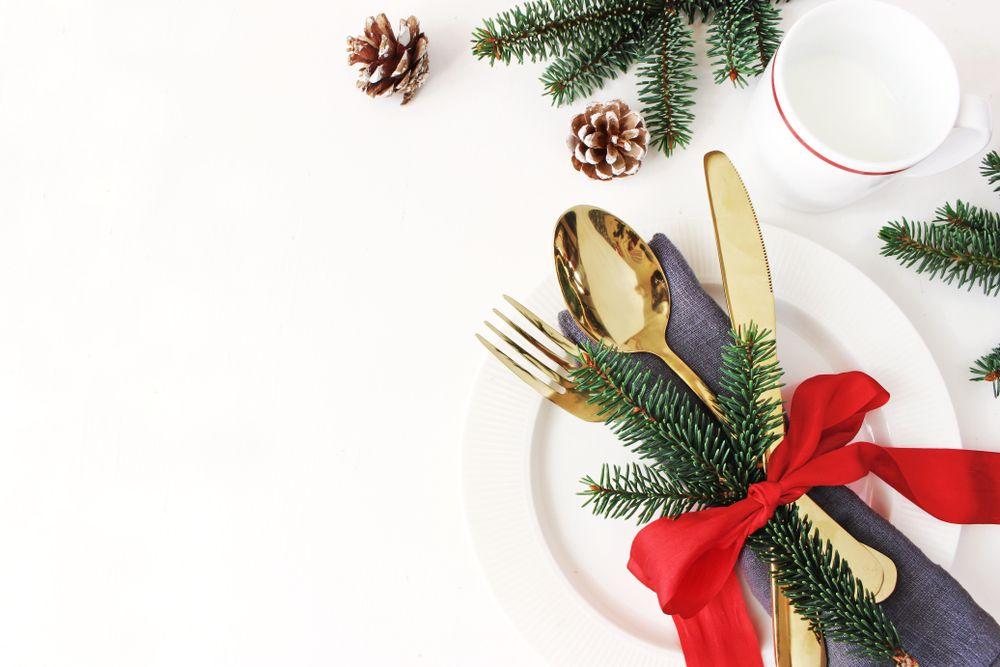 10 consejos para preparar un menú de Navidad perfecto