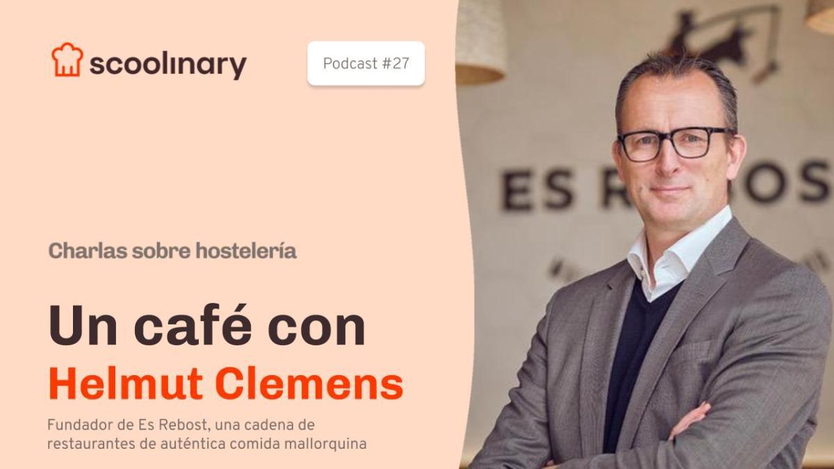 Un café con Helmut Clemens: «La Malloquinidad como filosofía»