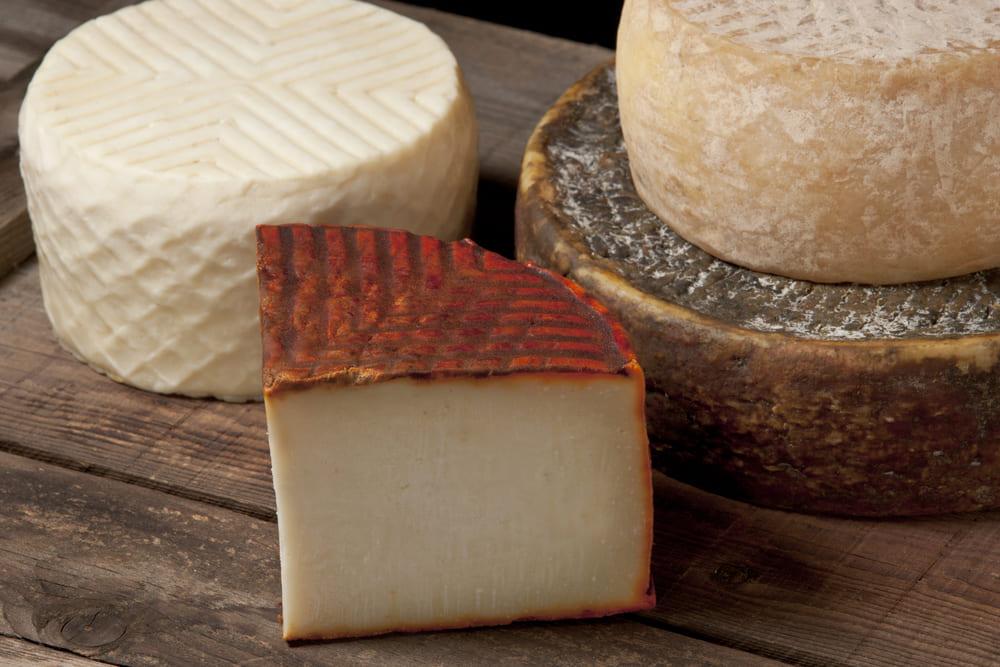 La gran familia de los quesos españoles