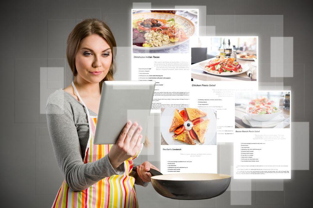 Redes sociales y comunidades para amantes de la gastronomía