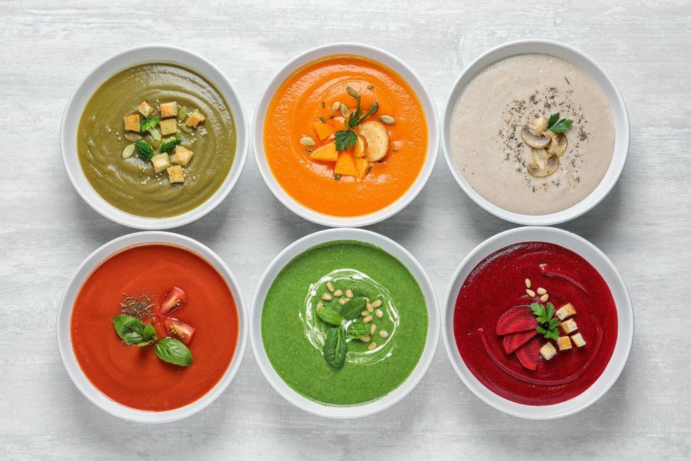Aprende a preparar sopas y cremas e inclúyelas en la carta de tu restaurante