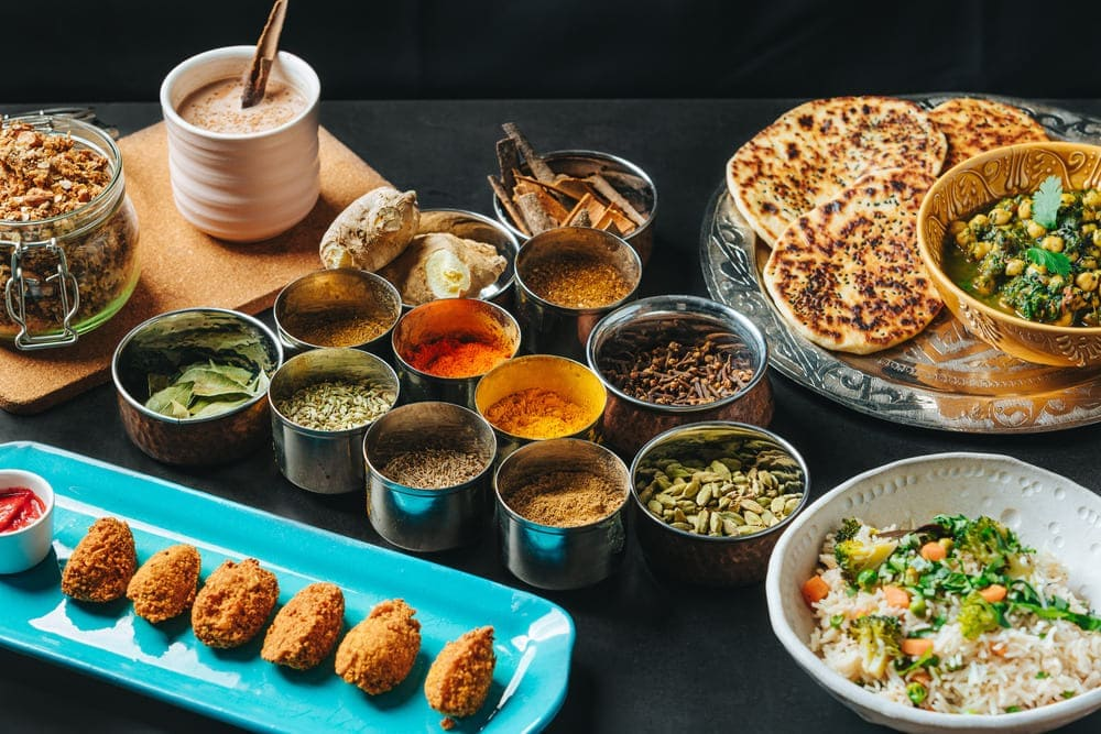 Nuevo Curso: Cocina con Especias con Anjalina Chugani