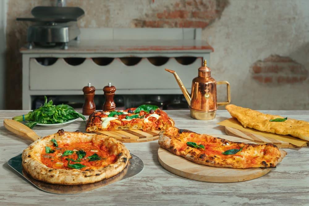 Nuevo curso: Aprende a preparar la auténtica Pizza Napolitana con los ganadores de la pizza #1 en España