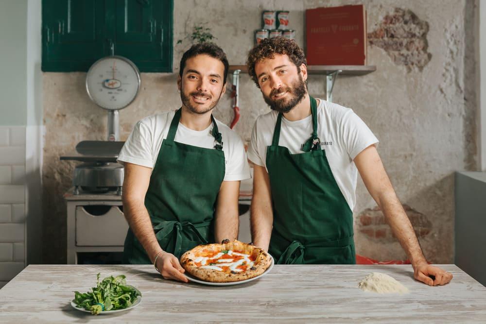 Conoce a los Hermanos Figurato, que han revolucionado el panorama pizzero madrileño