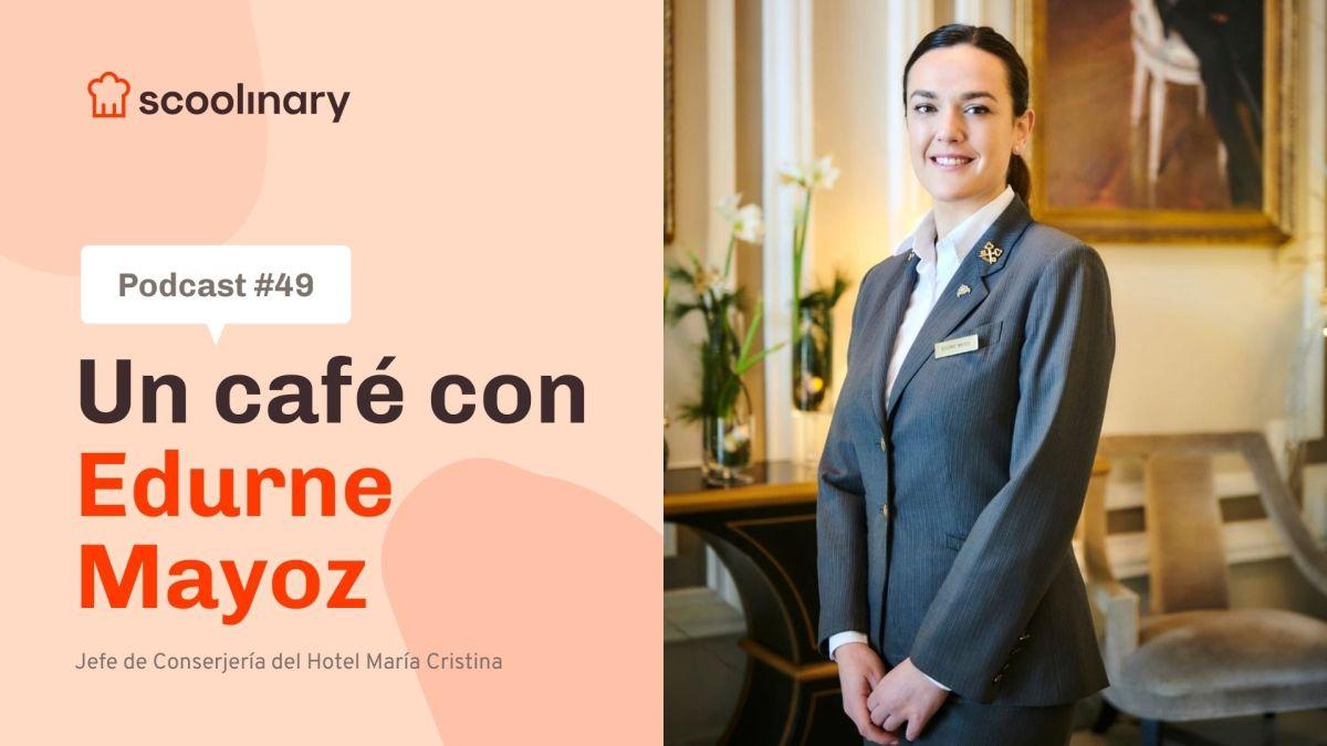 Un café con Edurne Mayoz – Cómo conseguir el WOW del cliente