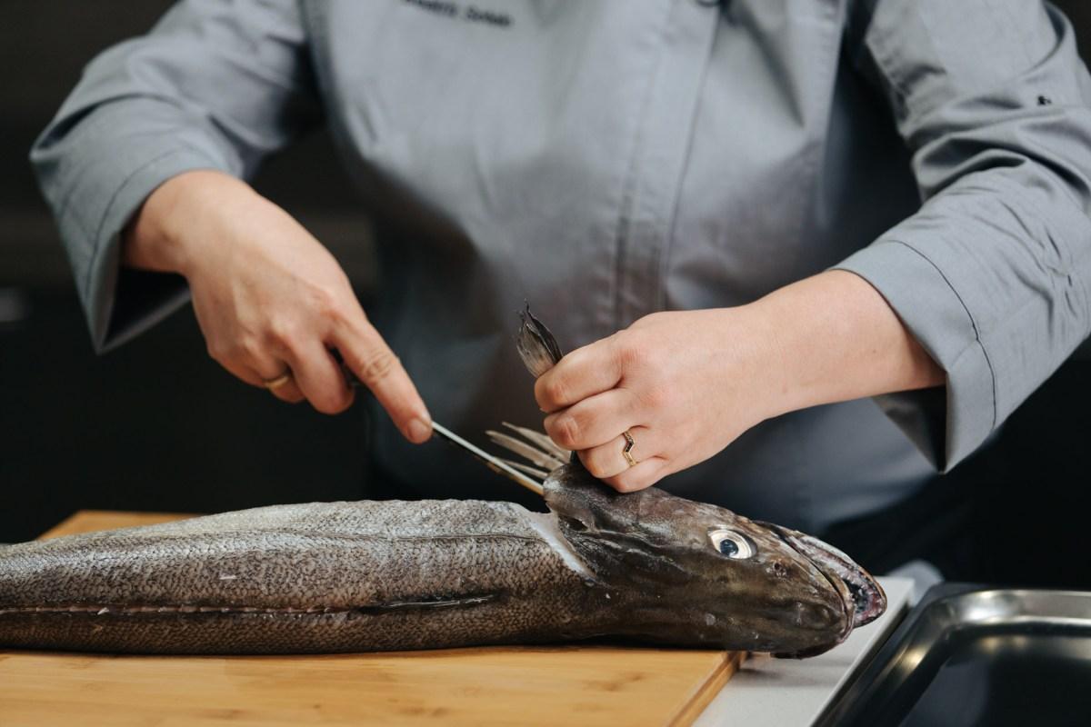 Cómo limpiar un pescado