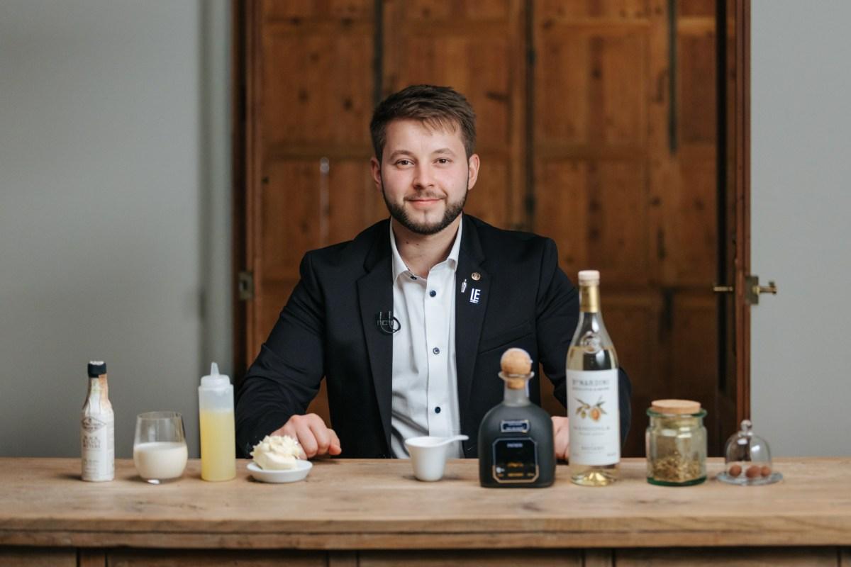 Conoce a Denys Cherkasov: un enamorado de la «Cocina líquida»