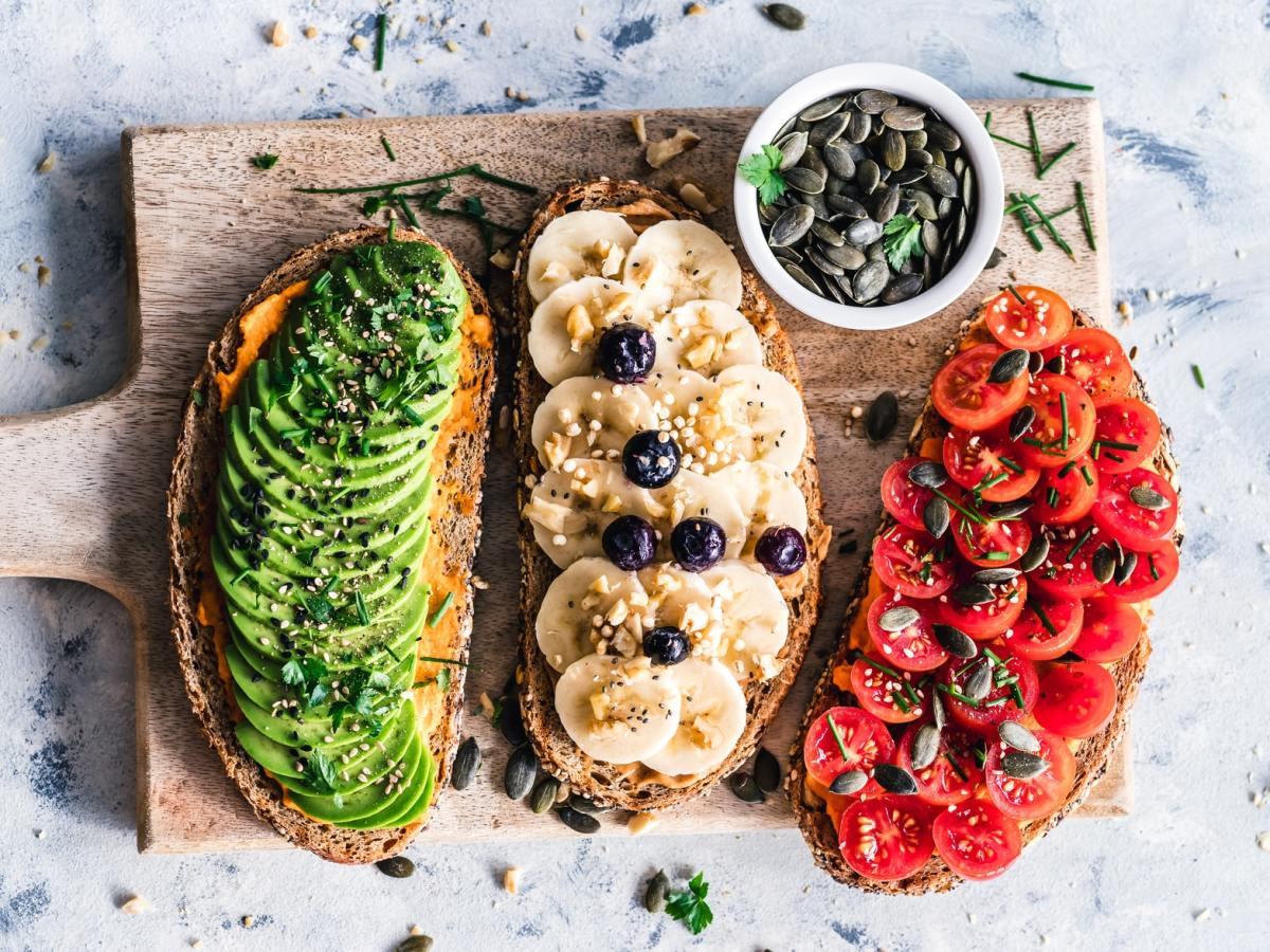 Recomendaciones para las dietas vegetarianas y veganas