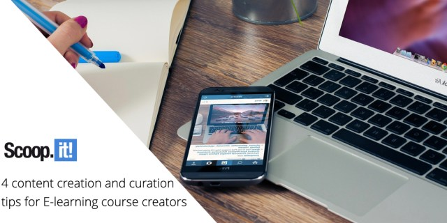 4 Conseils de création et de conservation de contenu pour les créateurs de cours d'apprentissage en ligne