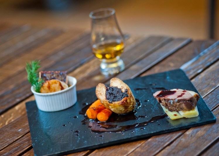 Amber Taste of Scotland