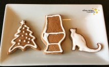 Cats, Christmas trees and Glencairn glasses - gingerbread recipe from the Scotch Whisky Experience blog