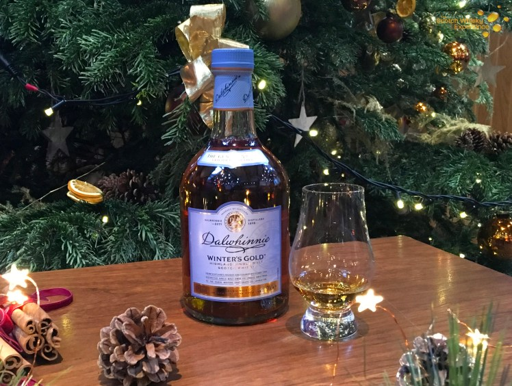 Dalwhinnie Winter's Gold is our Highland Whisky for our December whiskies of the month here at the Scotch Whisky Experience