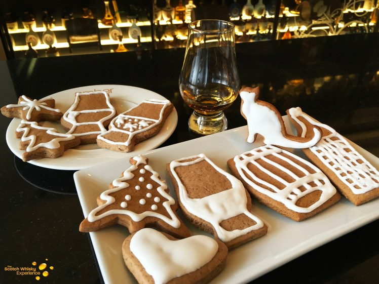 Whisky matching with a traditional gingerbread recipe - Scotch Whisky Experience blog