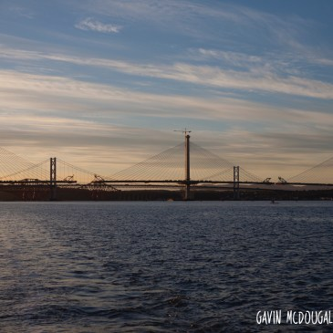The Forth bridges: photo Gavin McDougall Photography