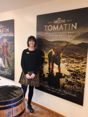Tomatin - Louise Taylor