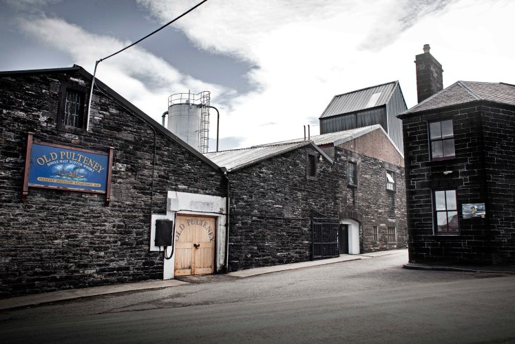Old Pulteney Distillery (credit: Old Pulteney)