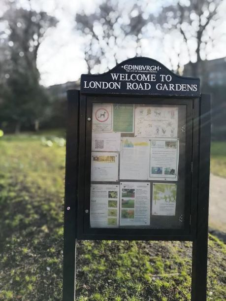 London Road Gardens (credit and copywright: Andrew Palmer)