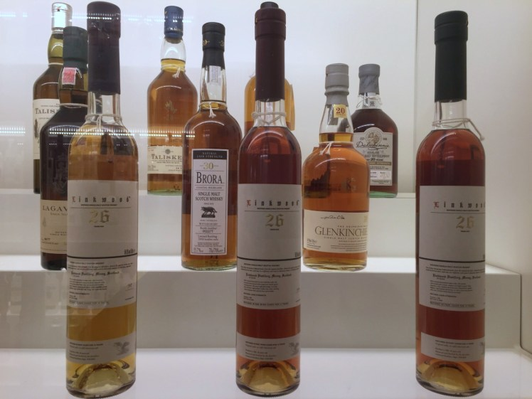 Diageo Special Releases (Credit and copyright: Jim Allan)