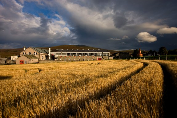 Glenfarclas Distillery (credit and copyright: Glenfarclas distillery_)
