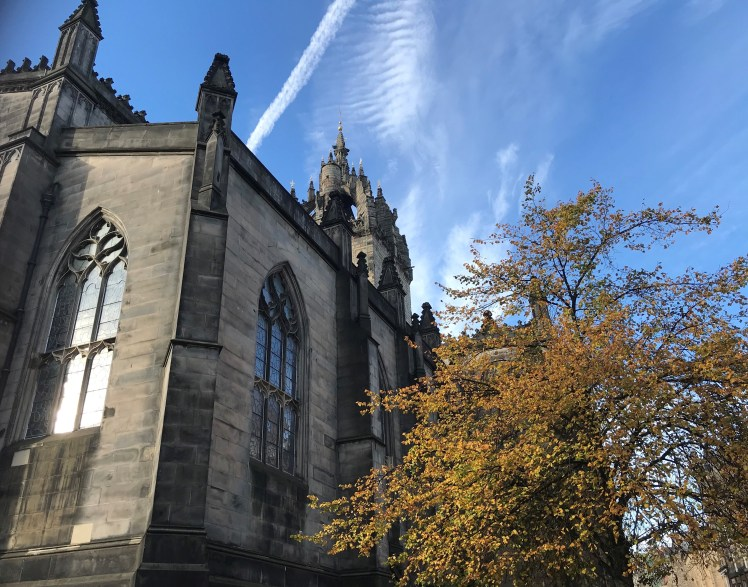 St Giles Cathedral (credit and copyright: Federica Stefani)