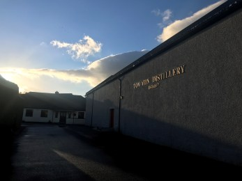 Tomatin distillery and grounds (credit and copyright: Tomatin distillery)