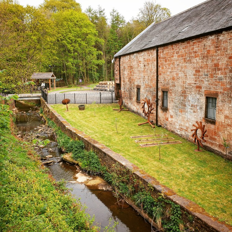 Annandale Distillery - Spring (credit and copyright: Annandale Distillery)
