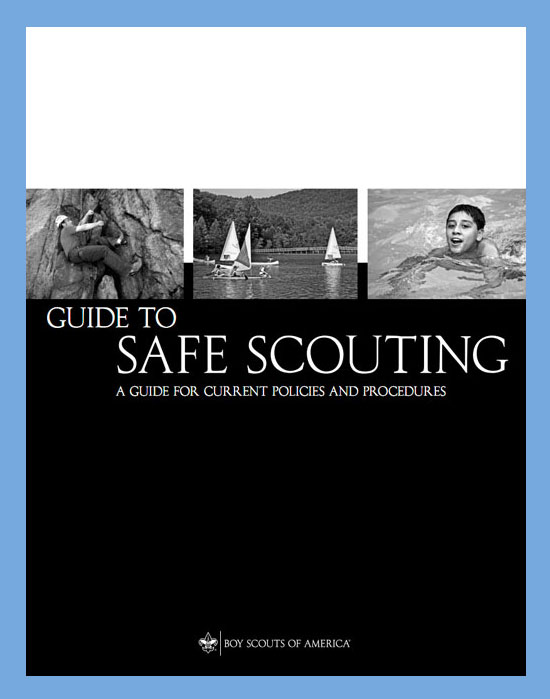new version of guide to safe scouting now available bryan on scouting rh blog scoutingmagazine org guide to safe scouting chart guide to safe scouting pdf
