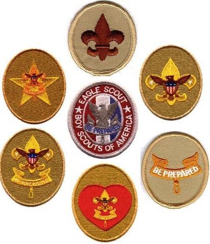 Boy Scout Ranks