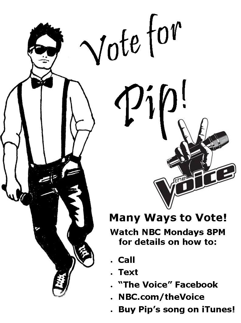 Vote-Poster