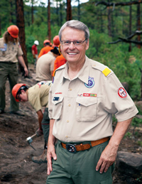 Bsa Names Michael Surbaugh Its 13th Chief Scout Executive